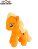 Peluche Licorne Multicolore Orange