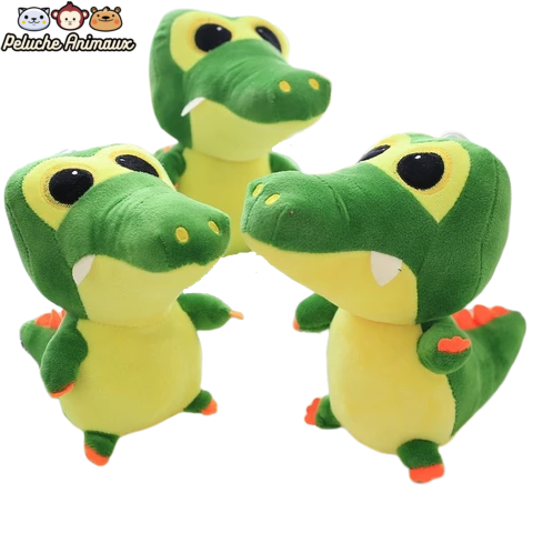 Peluche Crocodile<br/> Le Mini Croco - Peluche-Animaux