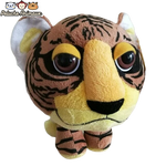 Peluche Tigre<br/> Les Gros Yeux - Peluche-Animaux