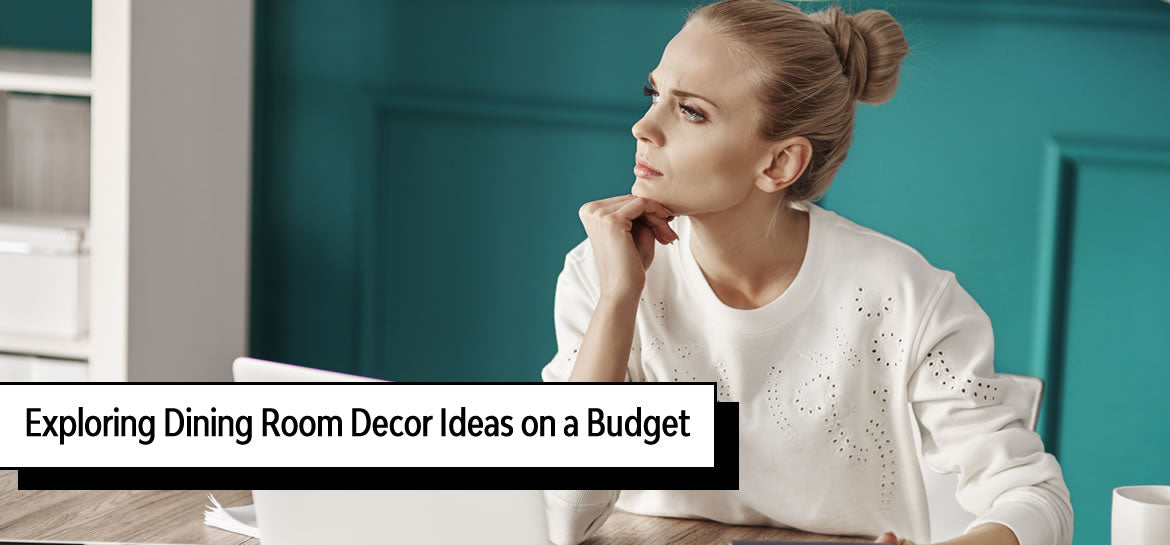 Exploring Dining Room Decor Ideas on a Budget