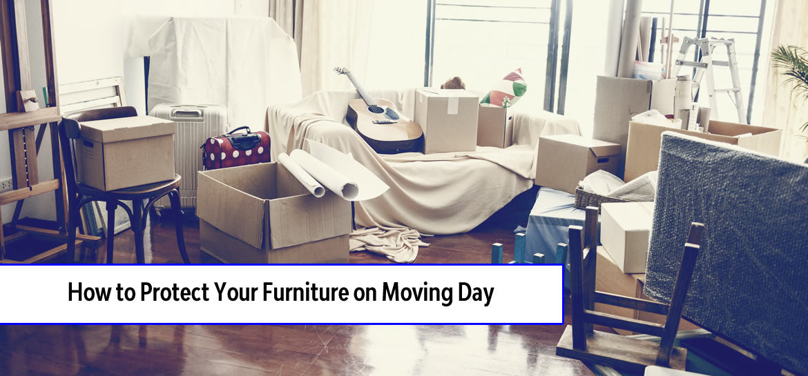 How to Protect Your Furniture on Moving Day