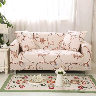 Tropical MiracleSofa™ - Floral Patterned Universal Sofa & Cushion Cover