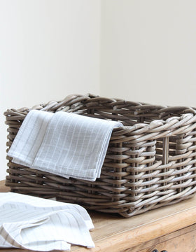 Multi Purpose Rattan Basket