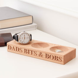 Dad's Bits & Bobs Watch Holder