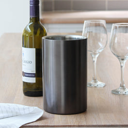 Pewter Wine Cooler