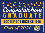 2021 Northport Lawn Sign