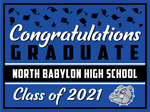 2021 North Babylon Lawn Sign