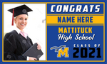 2021 Mattituck Porch Banner (Name/Photo)