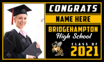 2021 Bridgehampton Porch Banner (Name/Photo)