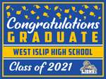 2021 West Islip Lawn Sign