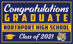 2021 Northport Porch Banner