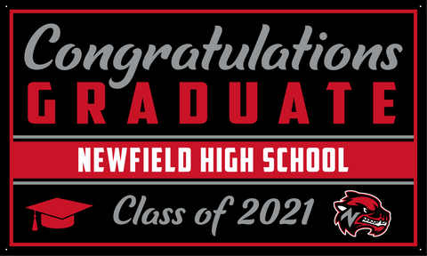 2021 Newfield Porch Banner