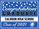 2021 Calhoun Lawn Sign