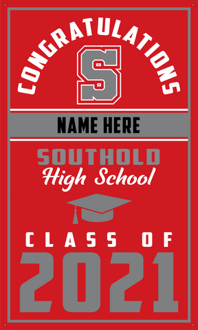 2021 Southold Door Banner (Name)