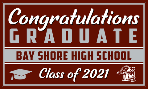 2021 Bay Shore Porch Banner
