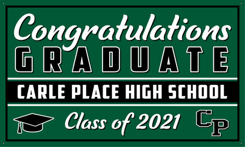 2021 Carle Place Porch Banner