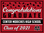 2021 Center Moriches Lawn Sign