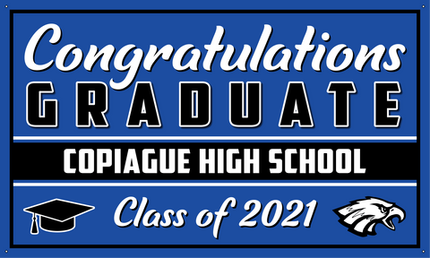 2021 Copiague Porch Banner