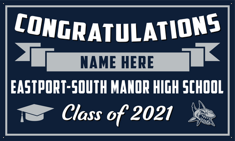 2021 Eastport-South Manor Porch Banner (Name)