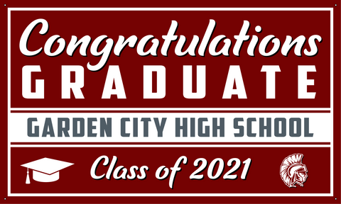 2021 Garden City Porch Banner