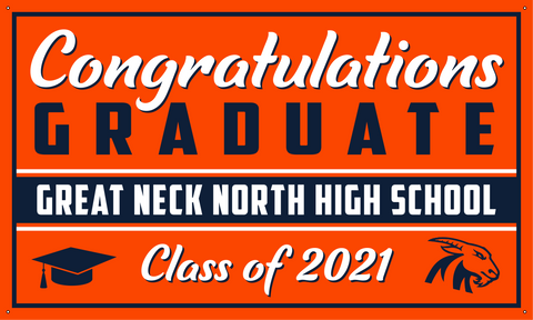 2021 Great Neck North Porch Banner