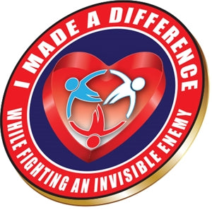 I Made A Difference Pin - General Community (Pack of 25)