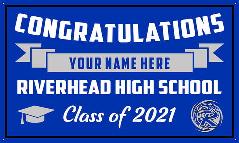 2021 Riverhead Porch Banner (Name)
