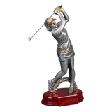 RFC Golf Female Statue