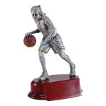 RFC Basketball Female Statue