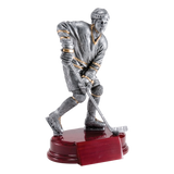 RFC Hockey Female Statue