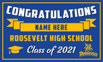 2021 Roosevelt Porch Banner (Name)