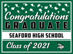 2021 Seaford Lawn Sign