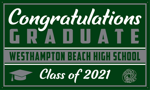 2021 Westhampton Beach Porch Banner