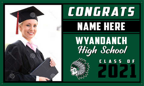 2021 Wyandanch Porch Banner (Name/Photo)
