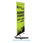 Cube Retractable Banner Stand