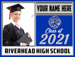 2021 Riverhead Lawn Sign (Name/Photo)