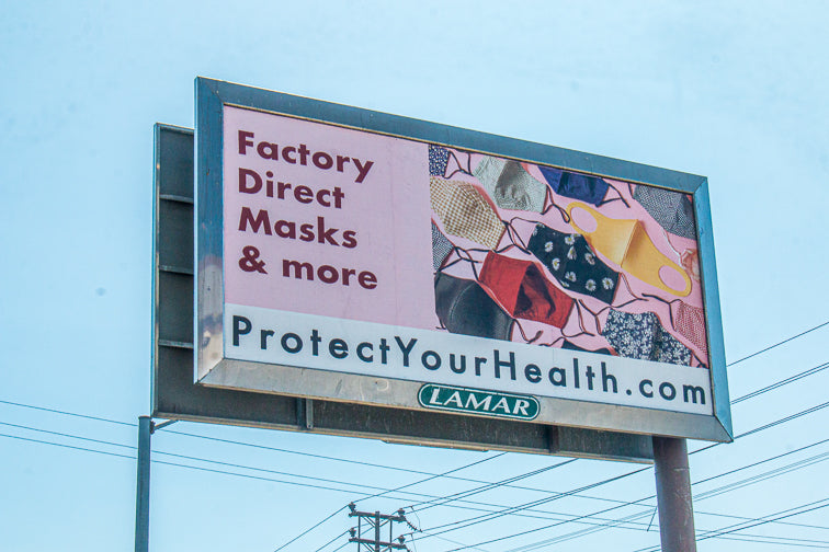 Protect Your Health Billboards