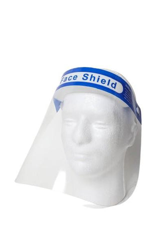 10 Pack | Protective Face Shield - PPE