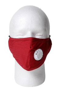 Solid Color Respirator Face Mask