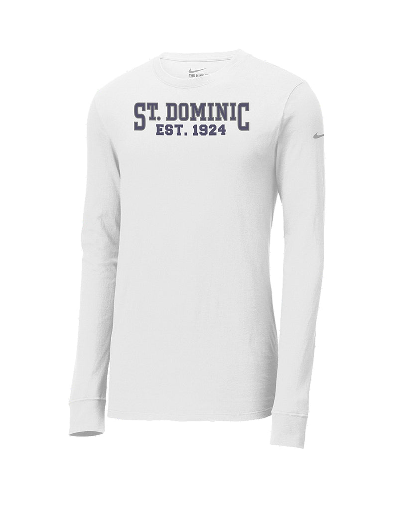EST 1924 Nike Long Sleeve Shirt