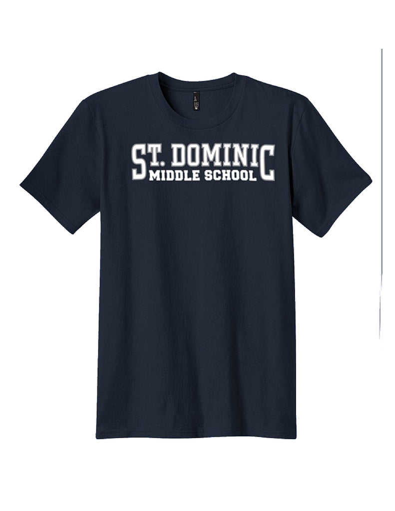 Short Sleeve Tshirt - Middle School