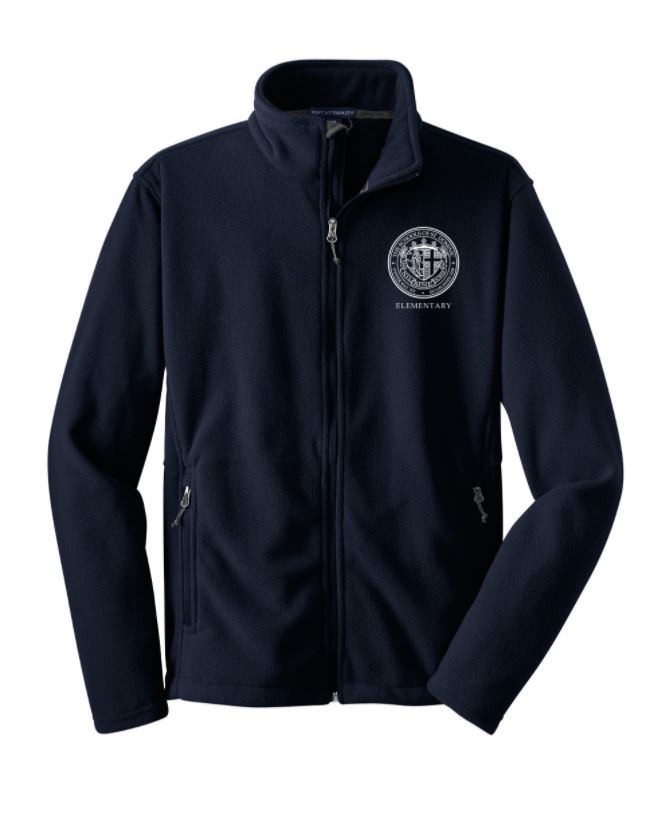 Elementary Full Zip Fleece