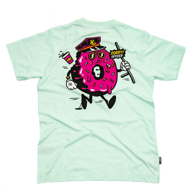 T-Shirt Duncy Hellblau