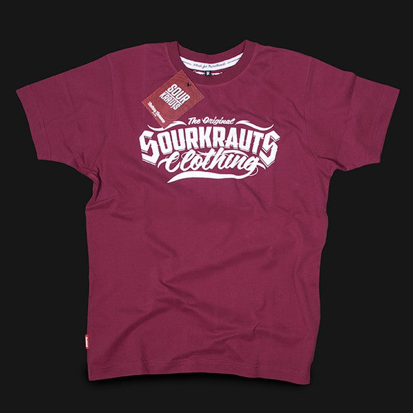 T-Shirt Sourkrauts Original
