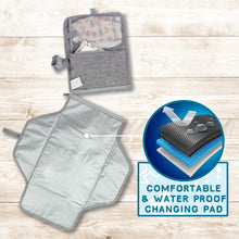 Load image into Gallery viewer, YazzyBoa Portable Changing Pad