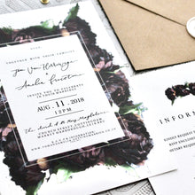 Load image into Gallery viewer, Bromwell Wedding Invitation