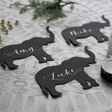 Load image into Gallery viewer, Elephant Place Cards