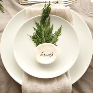 Trinket Dish Wedding Favours
