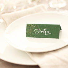 Load image into Gallery viewer, Inky Effect Place Cards