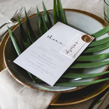 Load image into Gallery viewer, wedding table setting